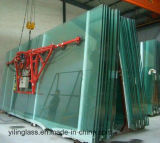 8mm 2140X3660 Clear Building Glass