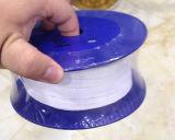 Imballaggio bianco di PTFE, imballaggio del Teflon per la guarnizione industriale
