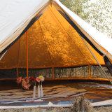 Glamping Safari-Zelt-Luxuxsegeltuch-Ereignis-Rundzelt