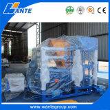 Qt6-15c Blok en Concrete het Maken Machine, het Holle Blok die van de Lijn Machine maken