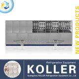 Grande e máquina estável 10tons do cubo da capacidade de gelo de Koller