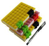 事務用品のための中国の工場Legosの昇進のメモ帳