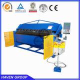 Máquina de dobra hidráulica do metal de folha de W62K -4X3200mm