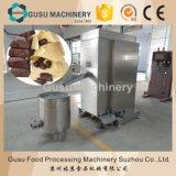 Machine de broyeur à boulets de chocolat d'acier inoxydable