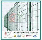 Qym-Brc ограждая зеленую загородку Brc панели Rolltop обеспеченностью