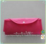 Saco de Tote não tecido não tecido feito sob encomenda do saco de compra da impressão do logotipo