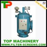 Filtro de agua de auto-limpieza automática