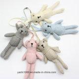 Custom Мягкие плюшевые игрушки игрушка Мишка цепочки ключей