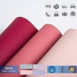 Cuoio ambientale del PVC e semi Lichee impresso unità di elaborazione