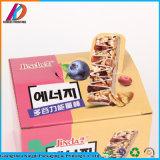 De goedkope Vierkante Witte Verpakkende Doos van de Snack van de Kaart