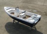 Crogiolo di Panga della vetroresina di Aqualand 18feet 5.5m/barca pesca sportiva (180)