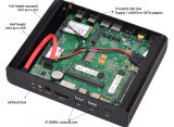 Sistema di memoria I7-5557u Barebone dell'Intel del PC di Fanless del mini calcolatore mini