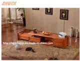 Hölzerne Fernsehapparat-Schrank-Wohnzimmer-Möbel-hölzerner Schrank