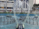 2015-32015 Музыкальный Фонтан в Олимпийского центра, Каир