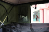 SUVのキャンプテントのガラス繊維の堅いシェル車の屋根の上のテント