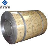 Matériau Enduit peint de couleur en alliage aluminium Feuille de rouleau de la bobine