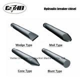 Mini hydraulique pelle disjoncteur de pierre /Brise Roche / Burin disjoncteur