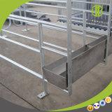 Porc de vente chaud soulevant la stalle de gestation de truie de matériel pour la ferme de porc