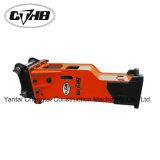 Marteau hydraulique de haute qualité, brise roche, marteau hydraulique excavatrice pour 20 tonnes