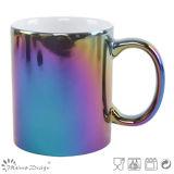 tazza di ceramica 11oz con colore lucido