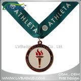 Medaglia su ordinazione del premio di sport per i regali del ricordo