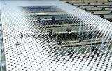 Ausgeglichenes Silk Bildschirm gedrucktes Glas, dekoratives Glas