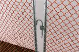 군중 통제 방벽 바리케이드 교통 안전 방벽 금속 방벽
