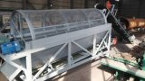 Máquina da tela do Trommel do Ce para o plástico e a gestão de resíduos