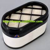 Fabricante del filtro de sustitución de piezas de camiones en panal Filtro de aire Filtro de aire P604273