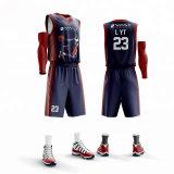 OEM Basketball Maillot Sublimation de gros Design personnalisé