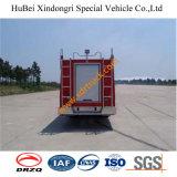 coche de bomberos Euro3 del agua de 2.5ton Isuzu