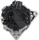 Альтернатор для Citroen C2, C3, C4, Peugeot 307, 437409, 0986048911, Ca1665IR, 229123802, 12V 90A