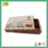 Коробка бумажной коробки искусствоа с печатание