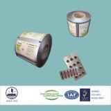 Película compuesta certificada ISO/Fssc para el empaquetado farmacéutico