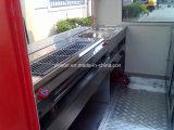 Het openlucht Snelle Mobiele Ontwerp van de Kar van de Kiosk van het Voedsel van de Straat voor Verkoop