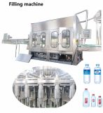 Lavaggio delle bottiglie dell'animale domestico dell'acqua potabile di nuova tecnologia 2017 macchina di coperchiamento di riempimento dell'unità 3 in-1