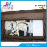 De Glanzende Flex Banner van pvc voor het Materiaal van de Druk