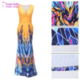 Dame Maxi Gown Clubwear Summer Kleding (L51412)