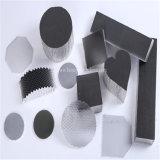 Jaune en acier Chromated (HR208) de filtre de panneau de ventilation