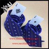100% feitos à retenção de tecelagem de seda para homens