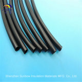 Aislante de tubo colorido del PVC del PVC del tubo transparente flexible del PVC