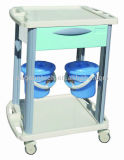 AG-CT001b3 Color disponible Carrito de médicos de los carros de medicación