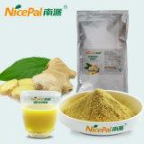 Poudre fraîche de jus de légumes de gingembre d'extrait d'usine de gingembre d'usine de la Chine