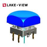 L'audio video azienda di trasformazione RGB di stampa su ordinazione colora l'interruttore elettrico chiaro del LED