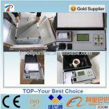 Analizzatore ad alta tensione dell'olio di resistenza dielettrica dell'olio dell'isolamento (BDV-IIJ-80KV)