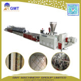 Kurbelgehäuse-Belüftungfaux-nachgemachtes Marmorsteinstreifen-Profil-Plastikextruder-Maschine