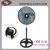 360 ventilateur tournant de stand des ventilateurs 18inch de degré avec la fonction orbitale