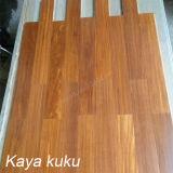 /Stain 자연적인 색깔을%s 가진 Kaya 설계한 Kuku 목제 마루를 곱하십시오