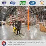 Sinoacmeは鋼管のトラス構造の保管倉庫を製造した