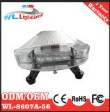 56W LED 경찰 경고 램프 소형 표시등 막대